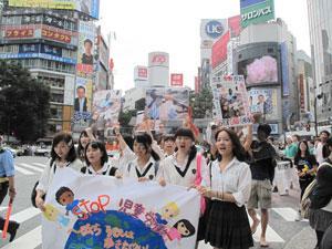 日本での活動