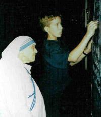 マザーテレサとクレイグ