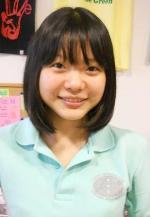林 優花 (高校2年生)