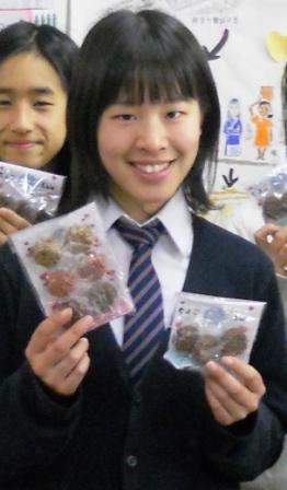 志賀アリカ(高校2年生)
