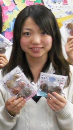 星野響子(高校2年生)